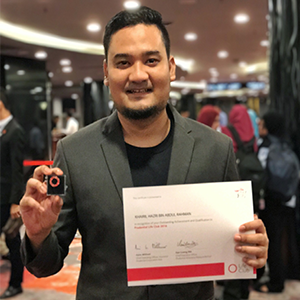 Prudential Life Club 2016 – Recognition of Outstanding Achievement