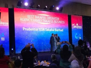 Takaful StarNite Award 2018