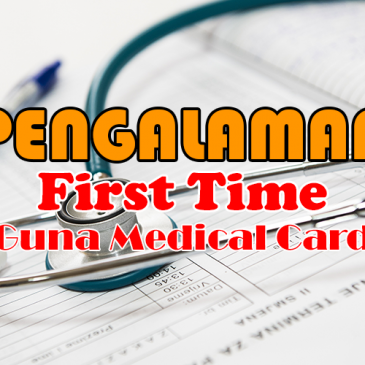 First Time Guna Medical Card PruBSN Takaful